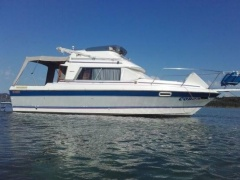 Bayliner 2556 Ciera Command Bridge Flybridge Yacht