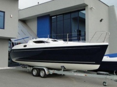 Viko 27ds Kielboot