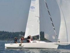 J Boats J80 Kielboot