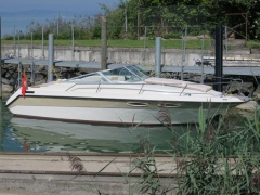 Sea Ray 230 CC Cabinato