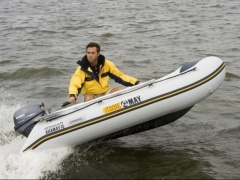 Yam 310S Rubber Boat