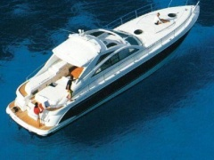 Fairline Targa 52 The Blue One Motoryacht