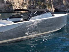 VanDutch 40 Tempuscarum Motoryacht