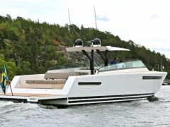 Delta Powerboats 60 Open Motoryacht
