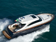 Austin Parker 54 Open Hard Top Yacht