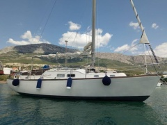 Chris Craft Caribbean 35 Segelyacht