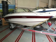 Sea Ray 190 CB inkl. Ohlmeier Trailer Cuddy Cabin