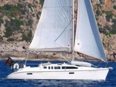 Hunter Legend 336 Segelyacht