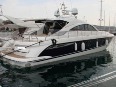 Fairline Targa 62 Hard Top Yacht
