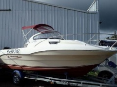 Quicksilver 620 Cruiser Sportboot