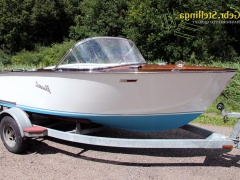 Boesch Competition 510 hull 2146 Sportboot