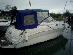 Sea Ray 240 Sundancer Urheiluvene