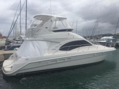 Sea Ray 420 Sedan Bridge Motoryacht