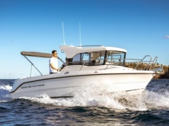 Parker 660 Pilothouse + Motor Kabinenboot