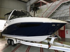 Sea Ray 265 DA Sundancer 6.2 MPI DTS Cruiser Yacht