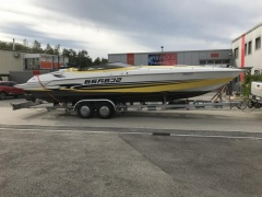 Wellcraft Scarab 31 Offshoreboot