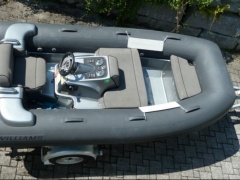 Williams 325 Turbojet Tender Arbeitsboot
