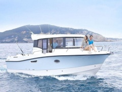 Quicksilver 905 Pilothouse Kabinenboot