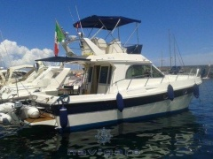 Sagene 37 Fly Flybridge Yacht