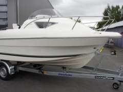Quicksilver 510 Cabin Kabinenboot