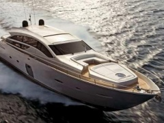 Pershing 80 Hard Top Yacht