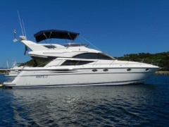 Fairline Phantom 50 Flybridge Yacht