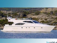 Ferretti 53 Fly- 2003 Flybridge Yacht