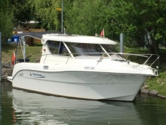 Quicksilver 700 Weekend Kabinenboot