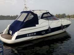 Sessa C42HT Hard Top Yacht