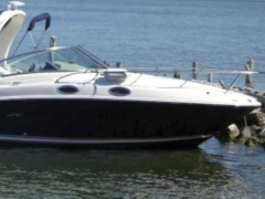 Sea Ray 275 Sundancer Cruiser Yacht