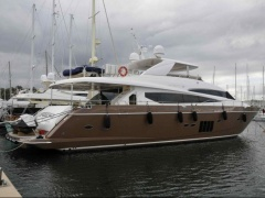 Princess 95 Mega Yacht