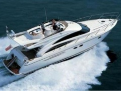 Marine Projects Princess 57 Flybridge Yacht