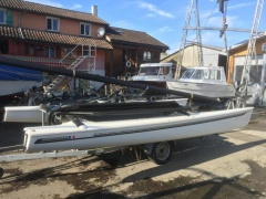 Hobie Cat 17 Catamarano