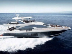 Azimut 80 Fly Flybridge Yacht