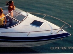 Wellcraft Eclipse 196 SCS Bateau de sport