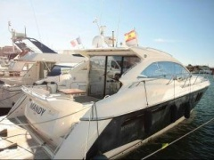 Absolute Yachts 52 Sty