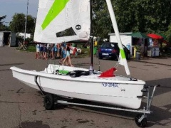 RS Sailing Quest Jolle