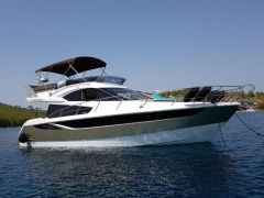 Galeon 420 Fly Vorführboot Flybridge Yacht