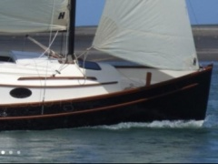 Swallow Boats BayCruiser 23 Yacht à voile
