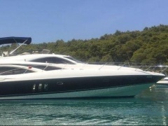 Sunseeker 64 Manhattan Mk2- 2003 Flybridge Yacht