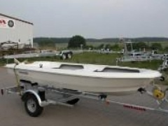 Fiberline G5 Ruderboot
