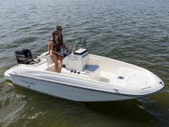 Bayliner CC5 mit 60 PS / Vollaustattung / Trailer Fischerboot