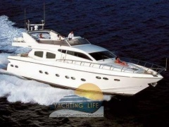 Posillipo Technema 70' Flybridge Yacht