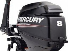 Mercury F8 MLH Outboard