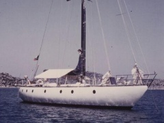Custom Built Yacht 16m, sail surface 188 mq