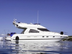 Cranchi Atlantique 40 Flybridge Yacht