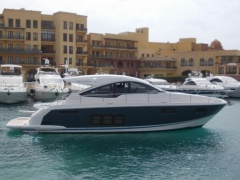 Fairline 48 Targa mit Williams 285 Hardtop Yacht