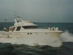 Princess 45fb Stedan Flybridge Yacht