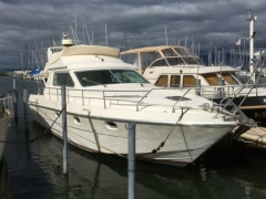 Mochi Craft 38 Dominator Fly Flybridge Yacht