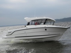 Parker 660 WE Weekend + Motor Kabinenboot